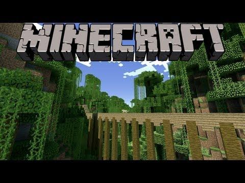 Wild World of Minecraft - Ocelot Jungle Adventure Documentary