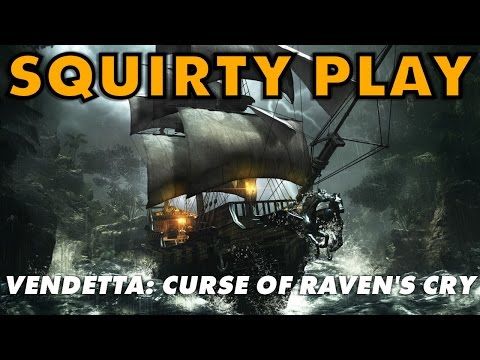 VENDETTA: CURSE OF RAVEN'S CRY - Monkey's Scrotum
