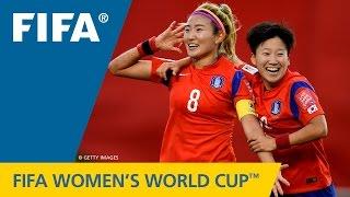 Video HIGHLIGHTS: Korea Republic v. Spain - FIFA Women's World Cup 2015 MP3, 3GP, MP4, WEBM, AVI, FLV Juli 2018