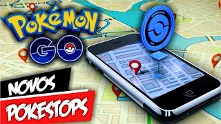 Pokémon GO Novo Pokestop Adicionado (Deu Merda) & Futuro do Jogo (Vlog + Gameplay) by Pokémon GO Gameplay