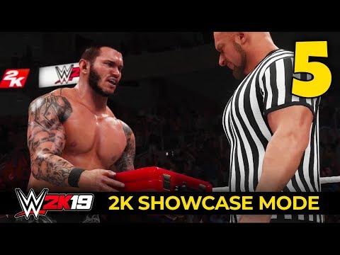WWE 2K19 - 2K SHOWCASE - Ep 5 - THE FIX IS IN!!