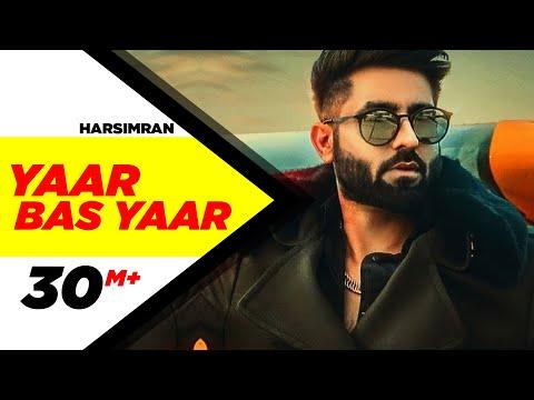 Video Yaar Bas Yaar | Harsimran | Desi Crew | Latest Punjabi Song 2018 | Speed Records download in MP3, 3GP, MP4, WEBM, AVI, FLV January 2017