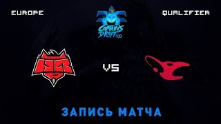 Hellreisers vs Mousesports, Capitans Draft 4.0, game 3 [Mila, Smile]