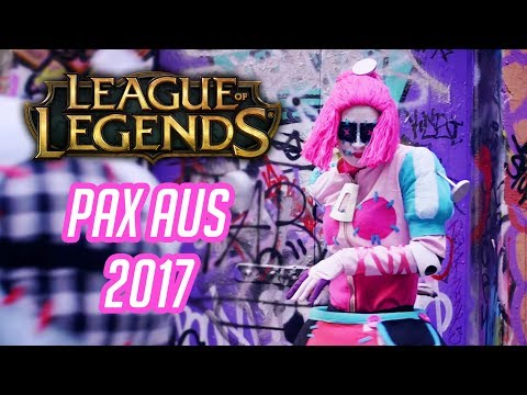League of Legends PAX 2017 Cosplay Highlights
