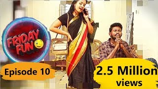 Video Friday Fun || Episode -10  || After Marriage || Mahesh Vitta || Jhansi || Praneeth Sai MP3, 3GP, MP4, WEBM, AVI, FLV April 2018