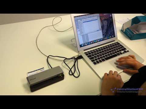 Visitenkartenscanner im Test