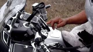 7. Honda GoldWing 2005