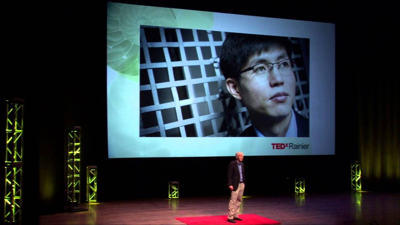 Blaine Harden Speaks at TEDx Rainier