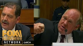 Video Homan reacts to his explosive hearing on migrant detention centers MP3, 3GP, MP4, WEBM, AVI, FLV Juli 2019