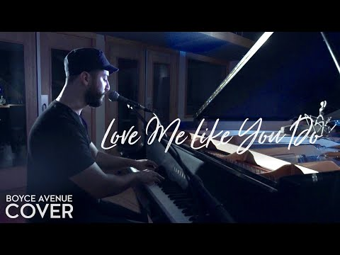 """Ellie Goulding  """"Love Me Like You Do"""" Cover by Boyce Avenue"""