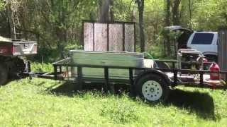 7. Polaris Ranger 900XP TOWING CAPACITY!
