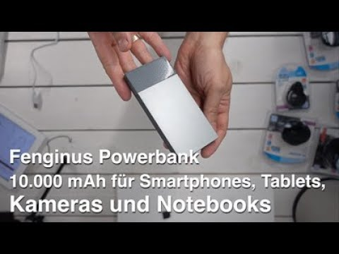 Fengenius Power Speed PC-80Q - Tankstation für Smartphones, Kameras, Tablets und Co.