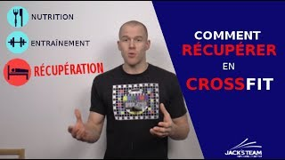 Dans cette vidéo Jack vous donne quelques stratégies de récupération pour le CrossFit. Le REPOS est essentiel pour progresser...