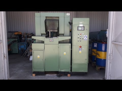 H Frame Hydraulic Press ZDA RPZ 2-46 1975