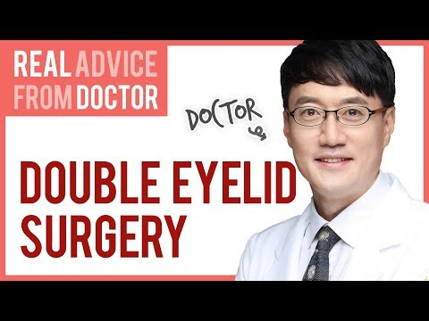 Real Advice from Doc Double Eyelid Surgery | Korean Plastic Surgery [BeautySocial]_A plasztikai sebészet kulisszatitkai. A legmodernebb eljárások, és orvosi hibák. Szilikon völgy