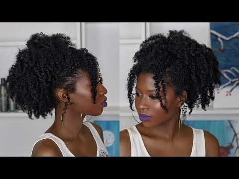 New hairstyle - TRANSFORM YOUR OLD HAIRSTYLE (4a,4b,4c) NATURAL HAIR  Ft. Design Essentials