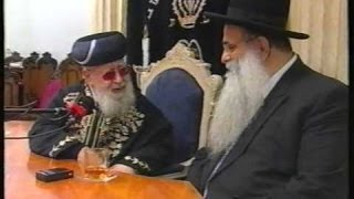 """הרב רפאל כהן – פסח שני (ה'תשנ""""ה)"""
