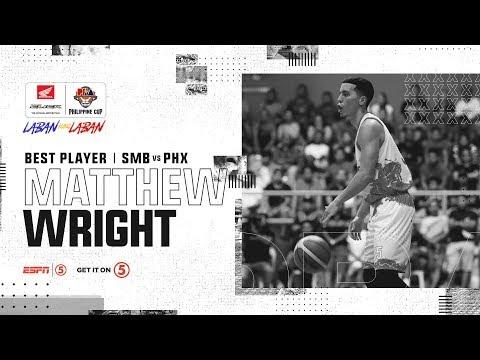 Best Player: Matthew Wright | PBA Philippine Cup 2019