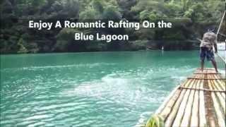 Port Antonio Jamaica  city images : Port Antonio Jamaica-Somerset Falls-Blue-Lagoon