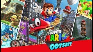 Super Mario Odyssey Part 5: On a Forgotten Poison Isle