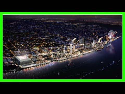 Breaking News | New Visuals Reveal Future Of Liverpool Waters