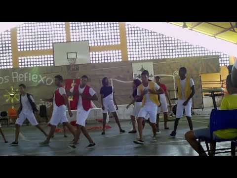 Grupo de dança ( evento em terra nova)