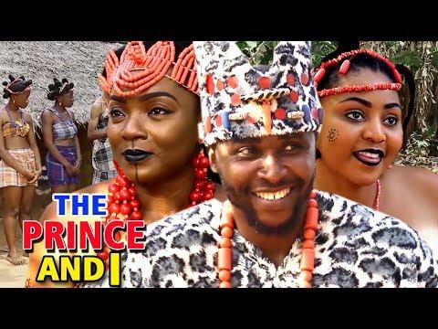 THE PRINCE AND I SEASON 4 - Regina Daniels | Nigerian Movies 2019 | Latest Nollywood Movies 2019