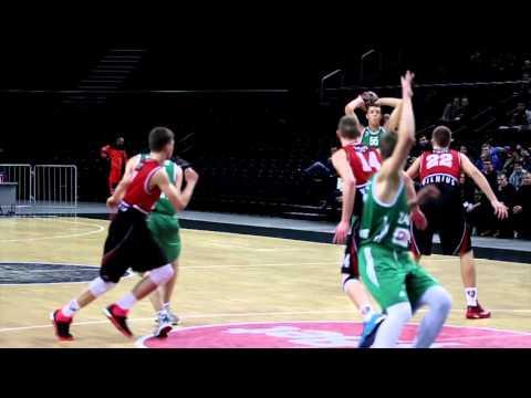 ANGT Kaunas Highlights: MVP, Isaiah Hartenstein, Zalgiris Kaunas