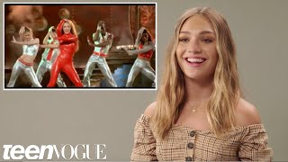 Video Maddie Ziegler Tries Iconic Music Video Dances | Teen Vogue MP3, 3GP, MP4, WEBM, AVI, FLV April 2019