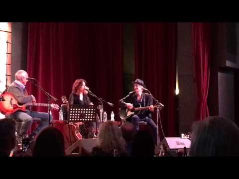 Rosanne Cash with Rodney Crowell