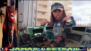 LADY LESHURR - R.I.P [REACTION]  BEST FEMALE RAPPER OUT NOW!!!
