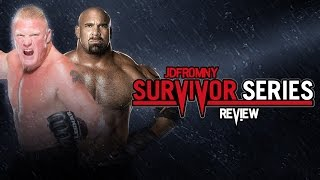 Nonton Wwe Survivor Series 2016 Review  Results   Reactions Film Subtitle Indonesia Streaming Movie Download