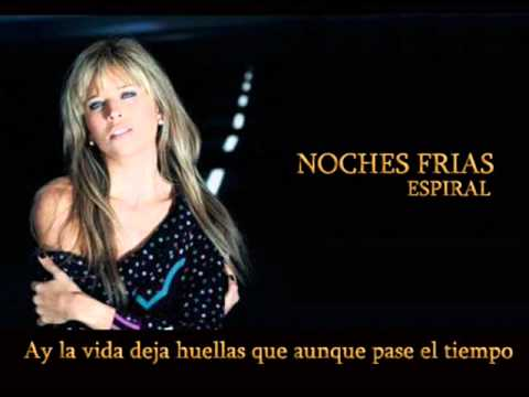 Anna Carina - Noches Frias lyrics