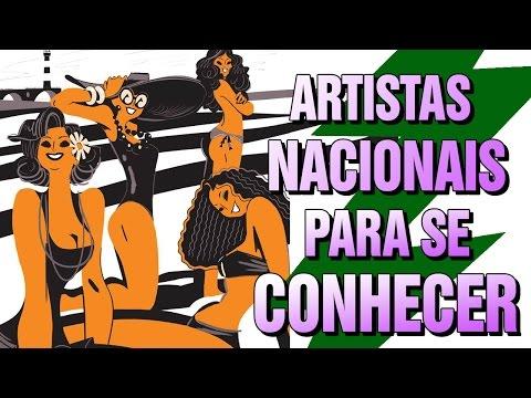 +17 artistas nacionais que você precisa conhecer | Pipoca e Nanquim Especial #27
