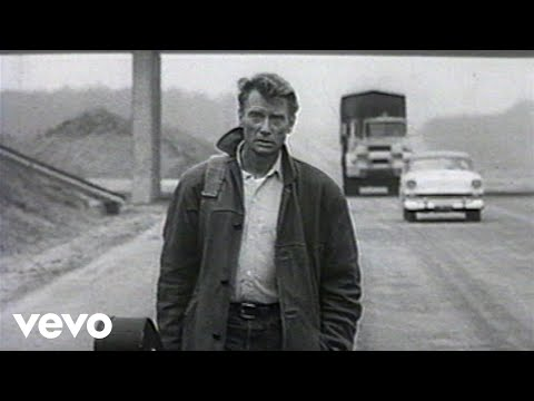 Johnny Hallyday - Quelque chose de Tennessee (видео)