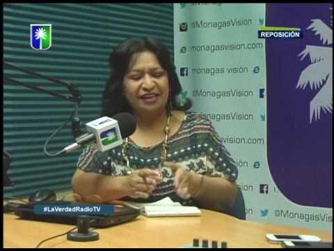 Entrevista a Ernesto Luna en La Verdad en Radio TV
