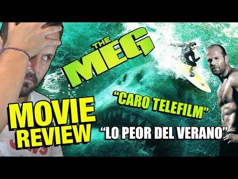 Megalodón 🦈 ¿Lo peor del verano? ㊙️ CRÍTICA - REVIEW - OPINIÓN - The Meg - Turteltaub - Statham