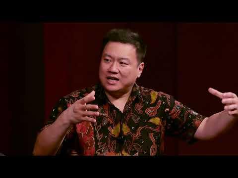 Alexander H Kusuma - Pusat Kehidupan Masyarakat