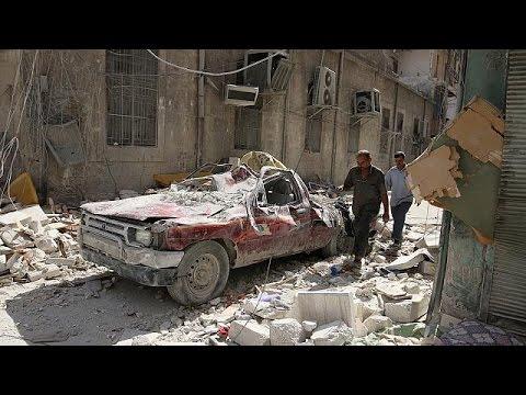 Οκτάωρη κατάπαυση πυρός την Πέμπτη στο Χαλέπι