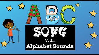 ABC Song with Alphabet Sounds - Easy ESL Games