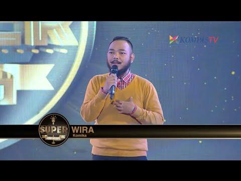 Video Wira: Cinta dalam Diam (SUPER Stand Up Seru Spesial Palembang) download in MP3, 3GP, MP4, WEBM, AVI, FLV February 2017