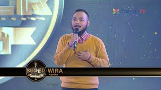 Video Wira: Cinta dalam Diam (SUPER Stand Up Seru Spesial Palembang) MP3, 3GP, MP4, WEBM, AVI, FLV Mei 2018