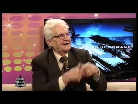 Emisiunea Seniorii Petrolului Romanesc – 07 noiembrie 2015 – partea a II-a
