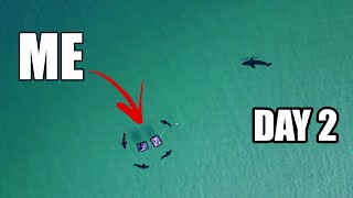 Surviving On Home Made Rafts For 24 Hours In The Ocean | GONE WRONG