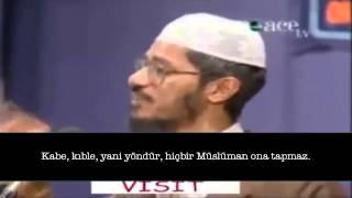 Müslümanlar Kabe'ye Tapıyor İddiası