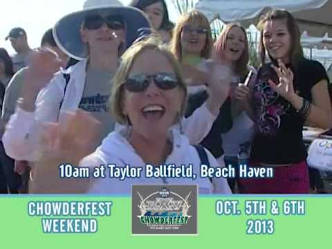 Chowderfest Weekend Oct. 5 & 6 2013