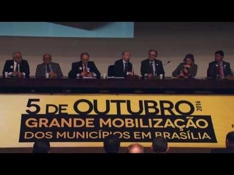 Deputados e senadores participam de Mobilização promovida pela CNM