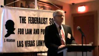 Click to play: Judicial Activism and the Nevada Judiciary: A National Perspective - Event Audio/Video