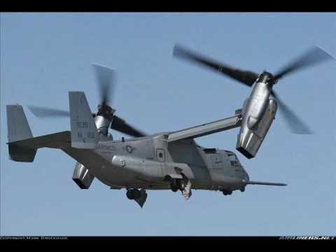 The Bell-Boeing V-22 Osprey is...