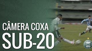 Câmera Coxa - Coritiba 3x1 Gremio - Brasileiro Sub-20